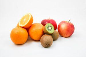 fruits containing vitamin C